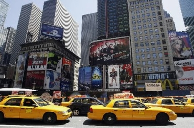 Les taxis new-yorkais