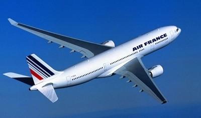 Air France, un temps d'avance
