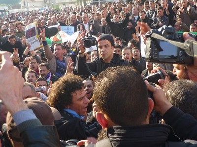 Manifestations Alger