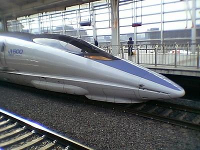 Les anciens Shinkansen donnaient déjà le la