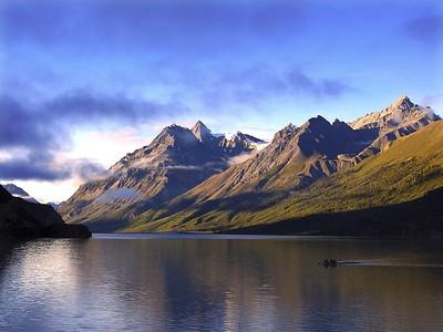 Les paysages du Tibet