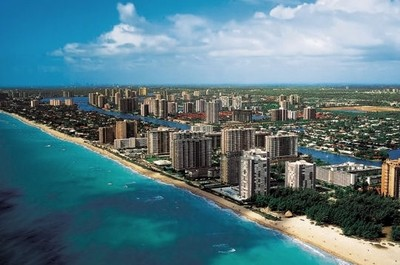 I'm in Miami (...)