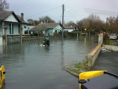 Les inondations en Guadeloupe