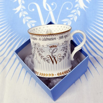 Le mug commémoratif