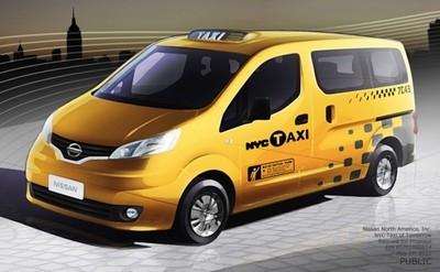 Les nouveaux taxis !