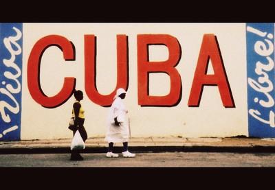 Affiche Cuba Libre