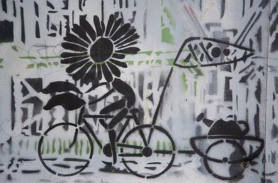 le vélo dans l'art