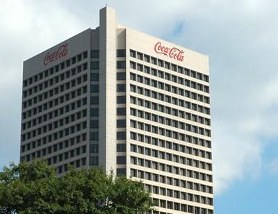 le siège de Coca-Cola