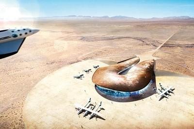 le Spaceport America