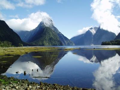 les paysages néo-zélandais
