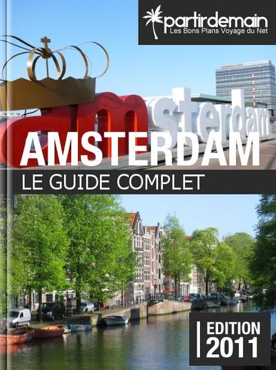Le voici, notre guide d'Amsterdam
