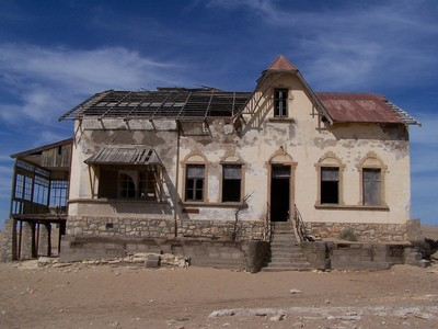kolmanskop
