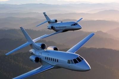 Partager un avion sur le même principe que le covoiturage