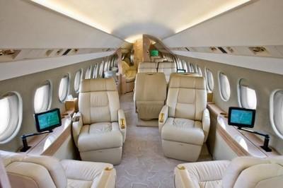 Partager un jet privé pour voyager dans le luxe à petit prix