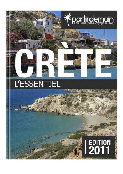 Télécharger un guide de voyage gratuit sur la Crète