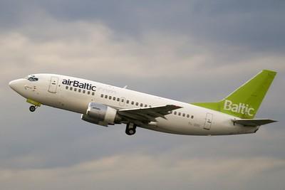 La compagnie AirBaltic vend des billets en promo à bord de ses avions