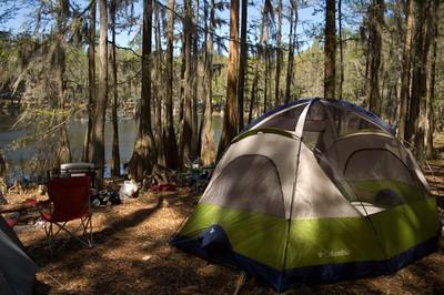 Partir en camping cet été