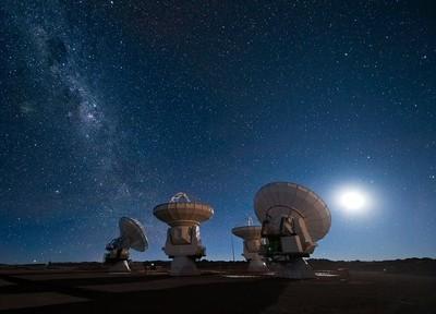 téléscope Atacama