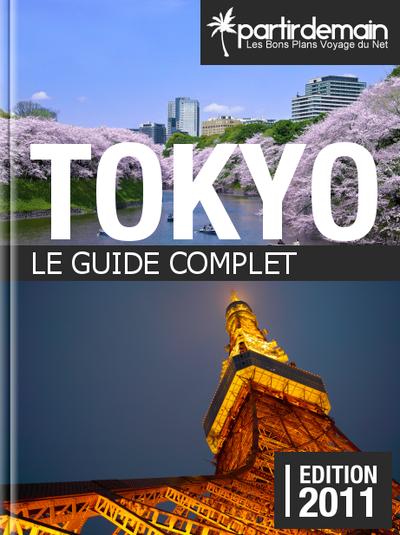 Télécharger un guide de voyage sur Tokyo