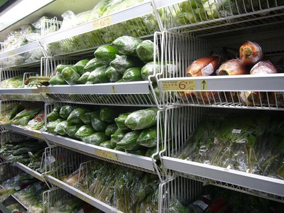 légumes chinois