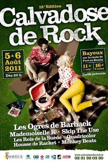 Festival de musique en Normandie