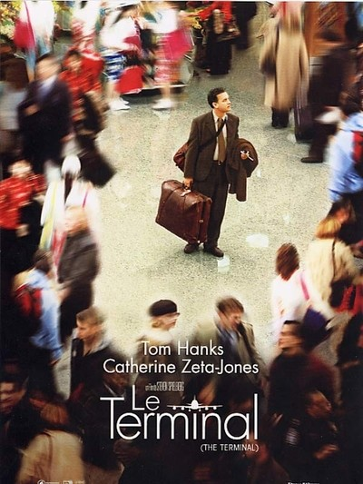 Film le Terminal avec Tom Hanks