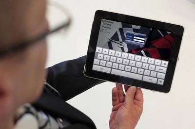 iPadBritish