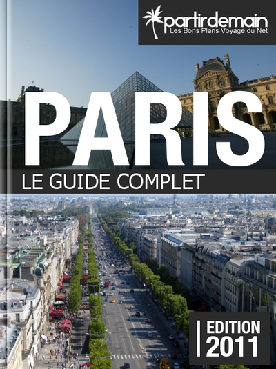 Guide gratuit Paris