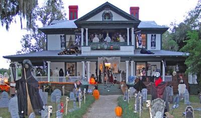 Halloween : maison la plus décorée