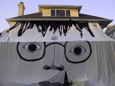 Maison Harry Potter Halloween