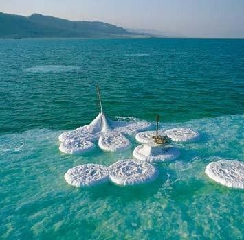Mer Morte au concours des 7 Merveilles de la Nature