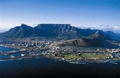 Montagne de la Table, Afrique du Sud