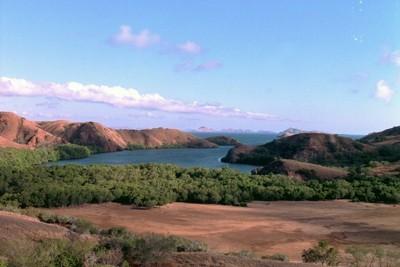 Ile de Komodo Indonésie