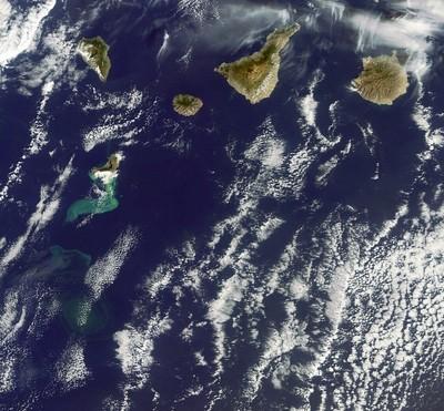 Images satellites ESA pour Air France