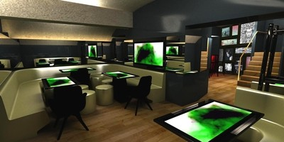 salle du Touch'In Paris