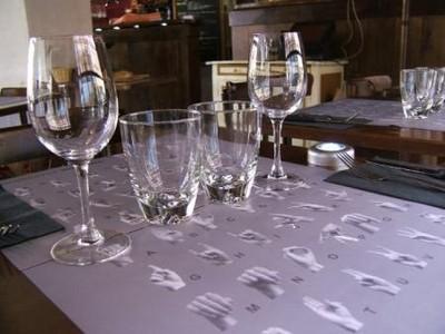 table à la Sourdine