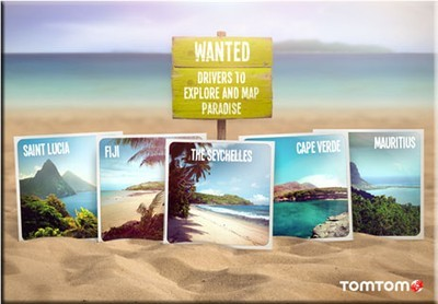 campagne Tomtom