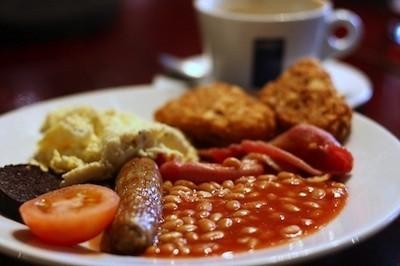 petit-déjeuner anglais