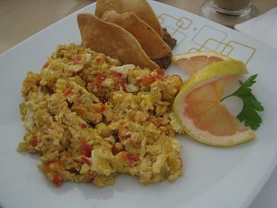 petit-déjeuner mexicain