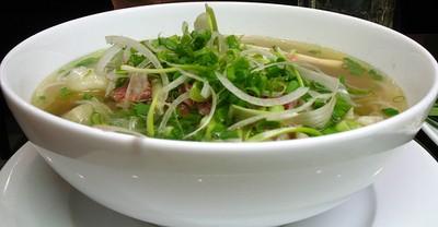 petit-déjeuner vietnamien