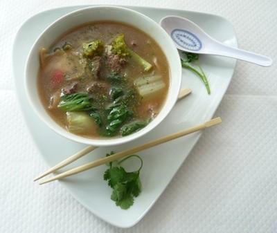 soupe tibétaine