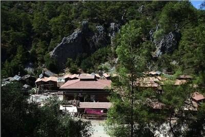 camp montagne