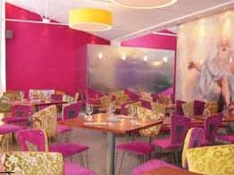 salle du restaurant Au Bout des Doigts
