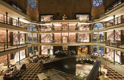 hall liberty hotel