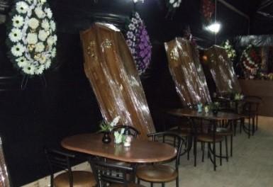 Salle de l'Eternity Restaurant
