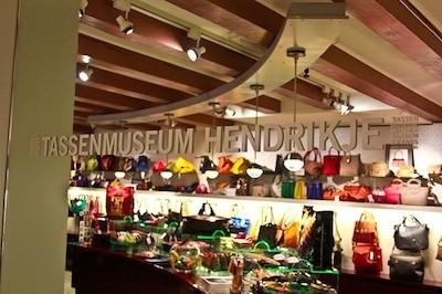 enseigne musée sacs à main