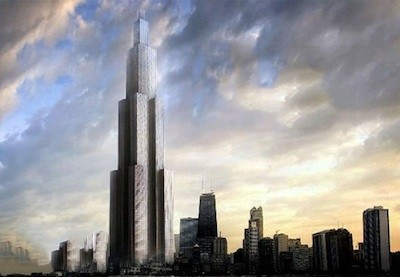 sky city one projet
