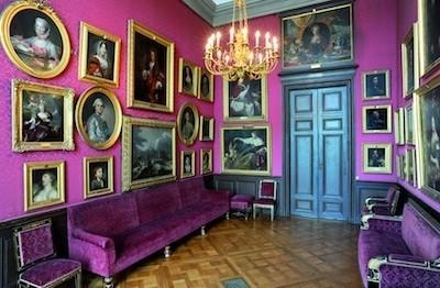 galerie peintures musée condé