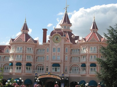 Hôtel Disneyland Paris