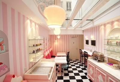 cuisine salon de thé cupcakes